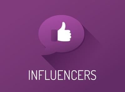 Categoría de Influencers