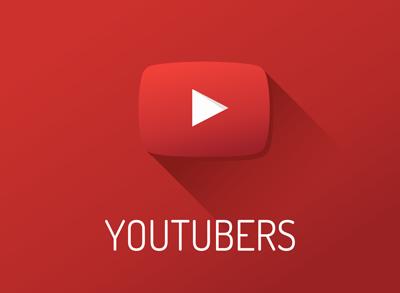 Categoría de Youtubers