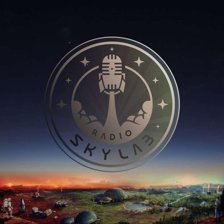 Composición terraformación de Marte Radio Skylab