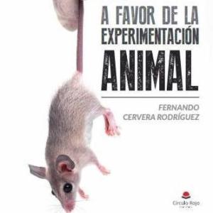 """Portada del libro """"A favor de la Experimentación Animal"""""""