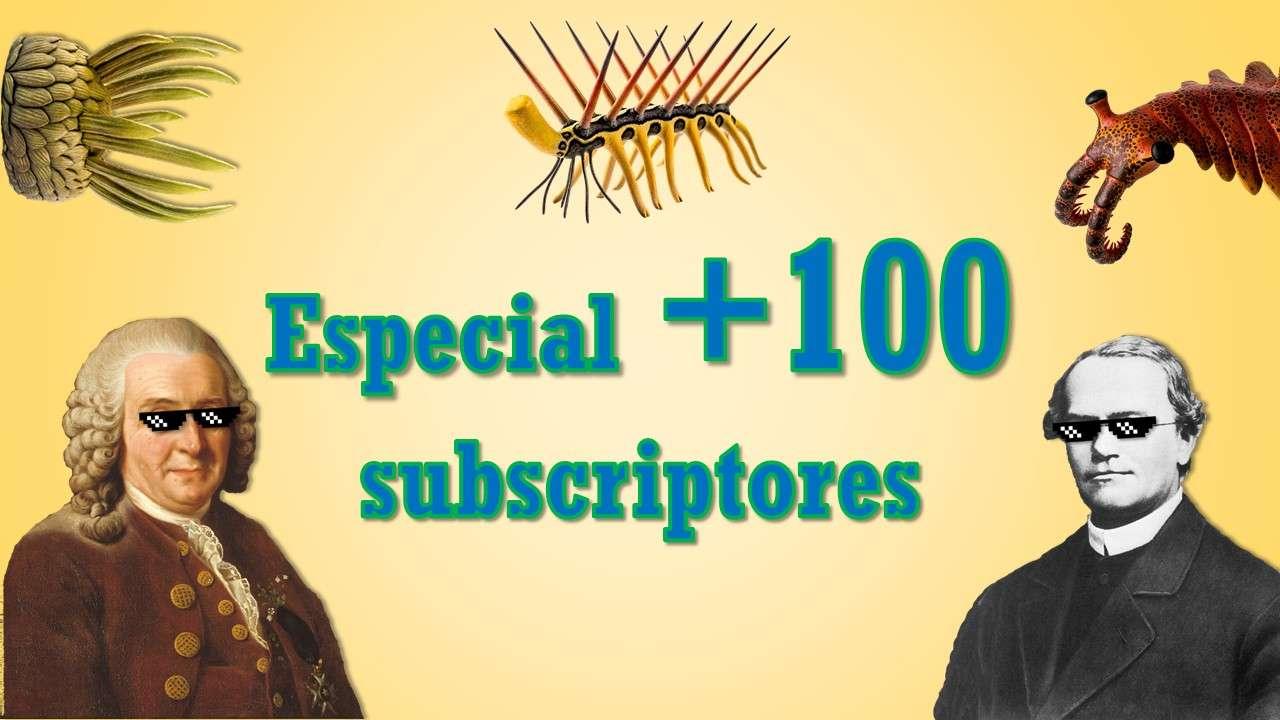 Especial 100 subscriptores
