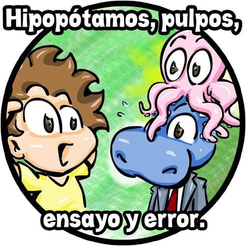 hipopótamos, ensayos y errores