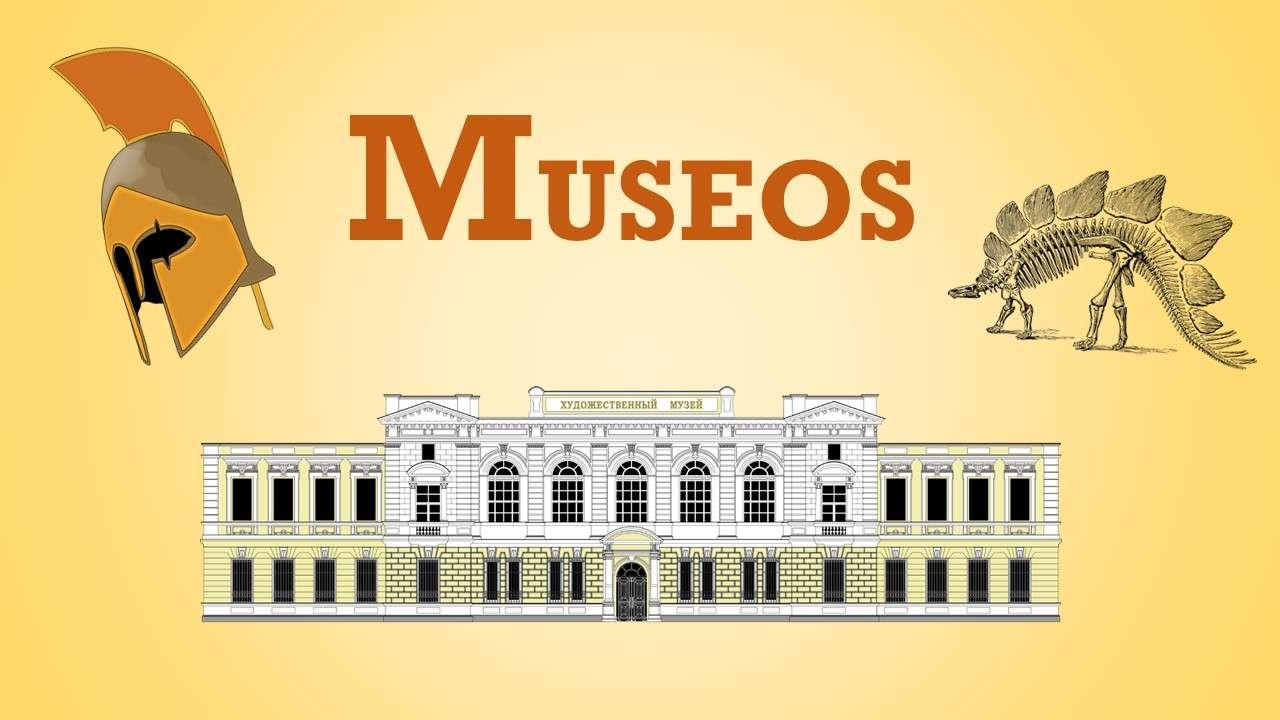 Portada museos