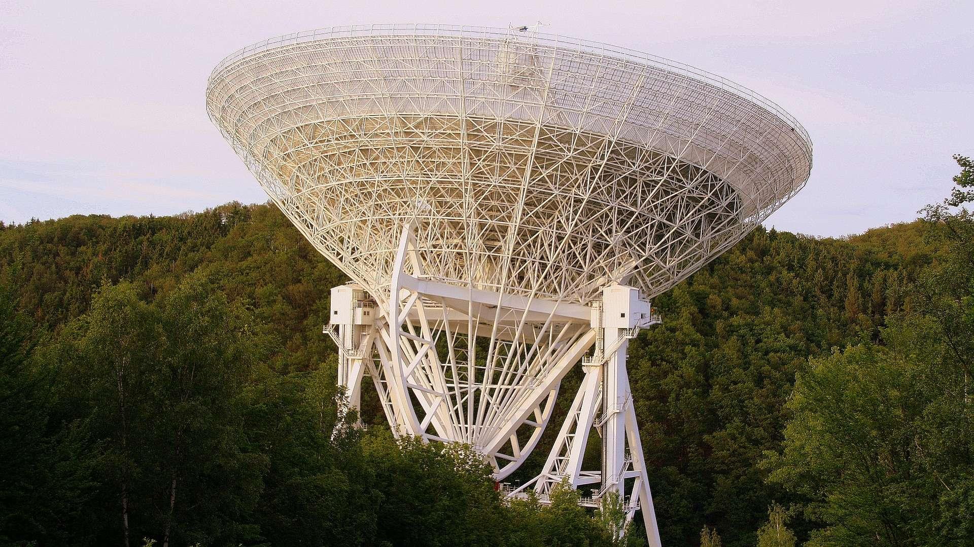 Radiotelescopio Búsqueda de vida extraterrestre