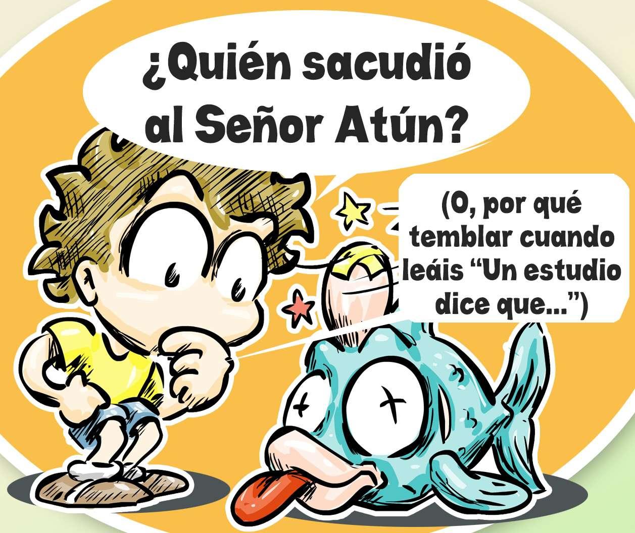 Sr. Atún y artículos aislados