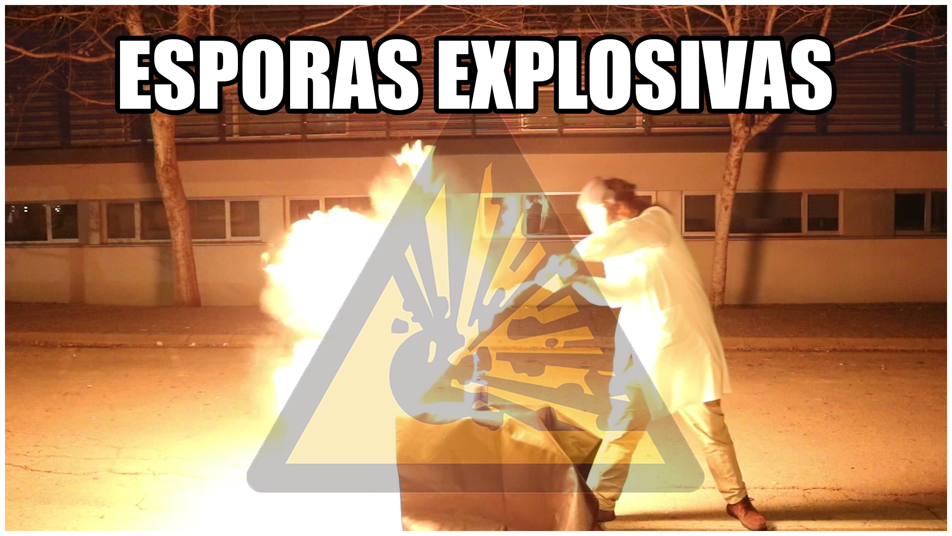Portada Esporas Explosivas