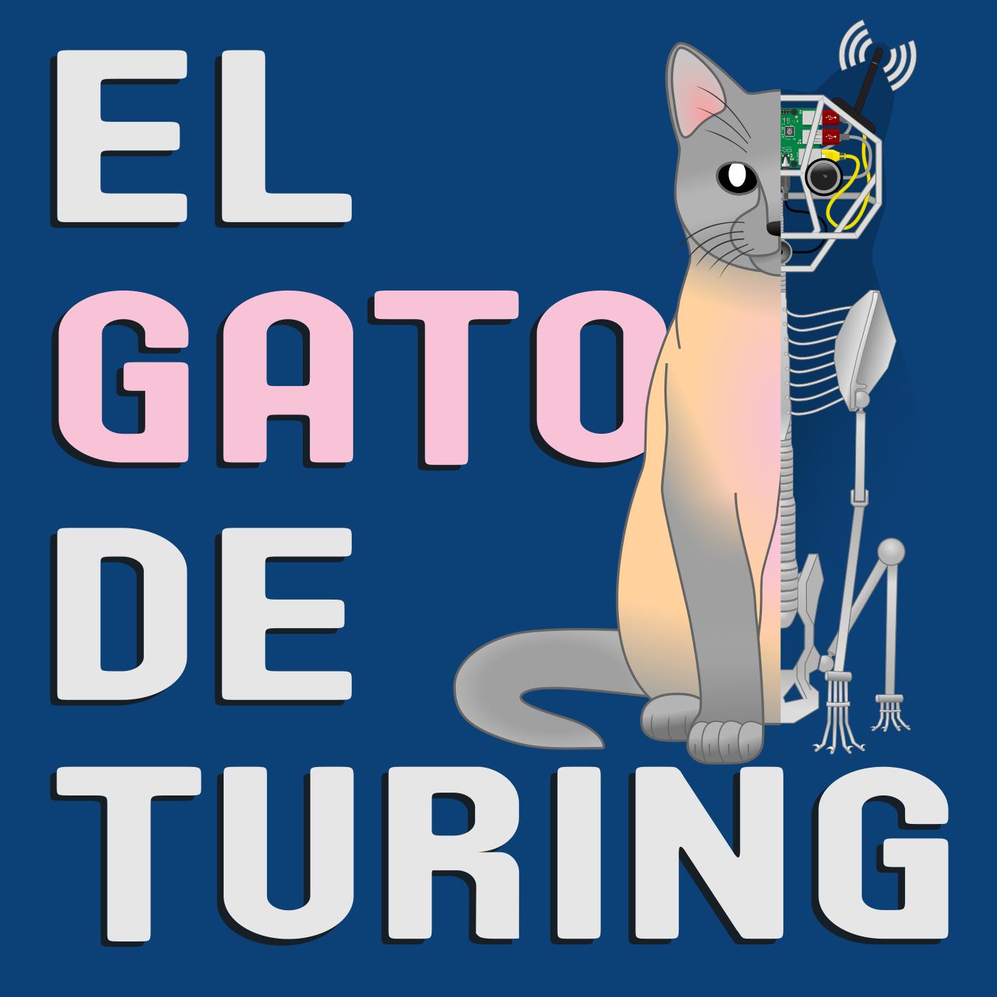 El Gato de Turing - Logo