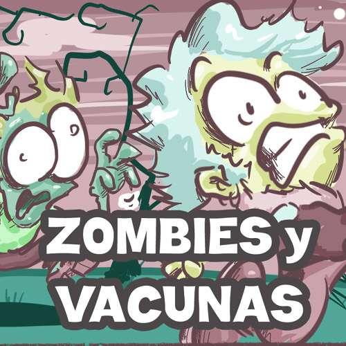 Zombies, vacunas, antivacunas