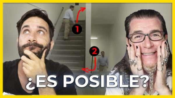 La escalera infinta: Escher, arte y física ft. Antonio García Villarán