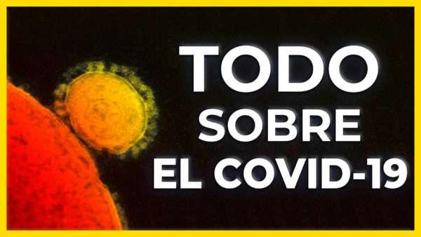 Hoy sí que vas a entender el coronavirus