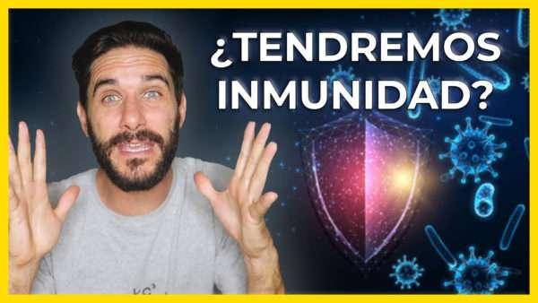 Inmunidad contra el coronavirus: ¿es posible? 💪