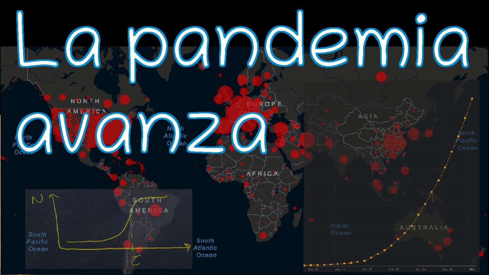 Portada video modelo matematico pandemia