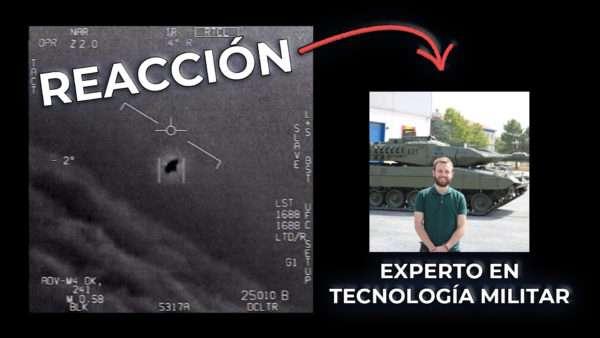 Videos desclasificados del Pentágono. ¿OVNIS?