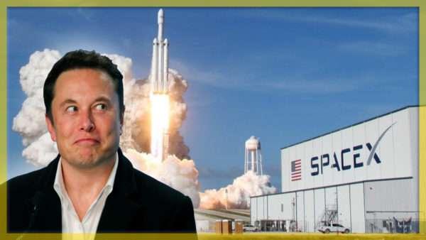 ¿Por qué SPACEX está haciendo historia?