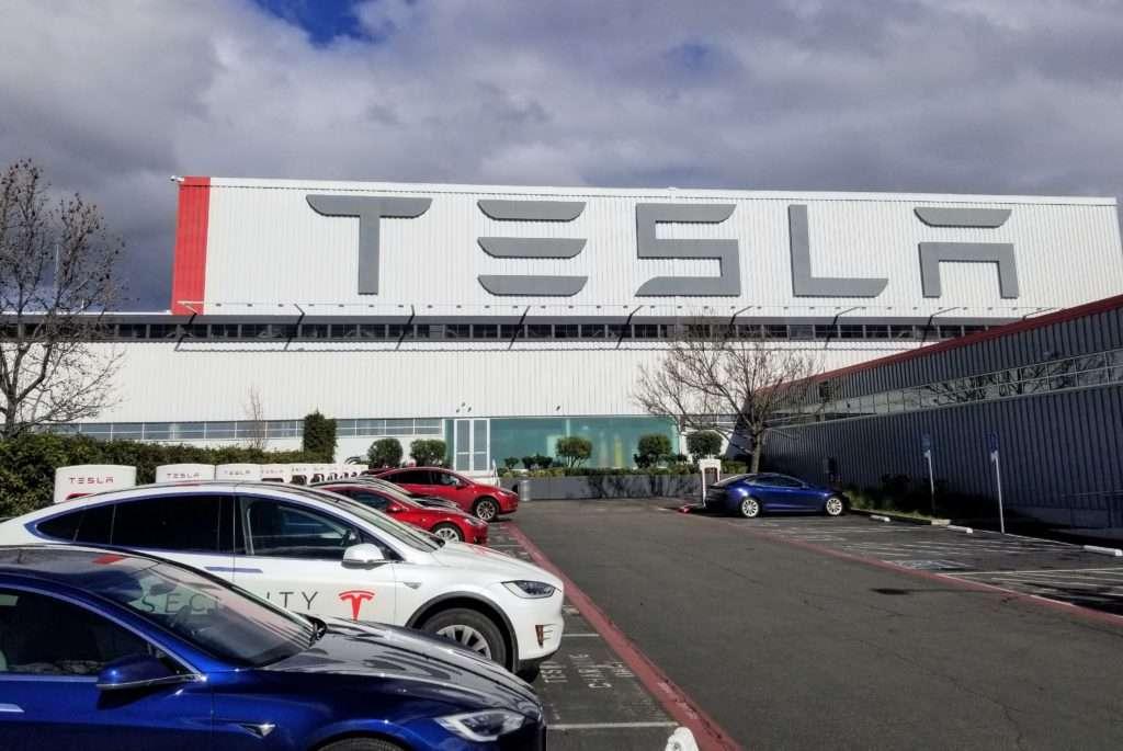 Tesla Freemont