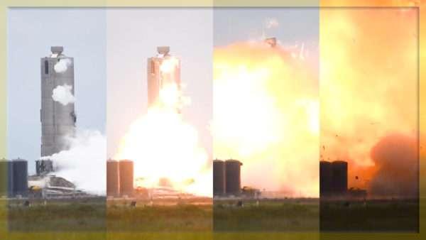 Explosión en SpaceX, ¿qué ha pasado? | Starship