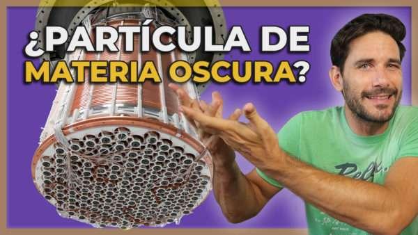 ¿Descubierta partícula de materia oscura?