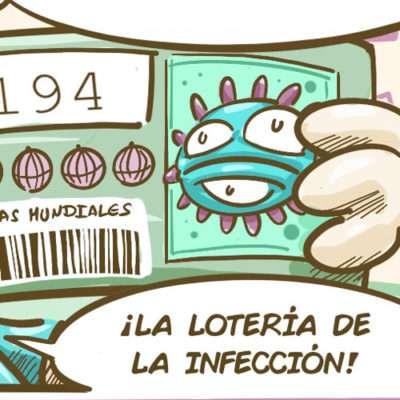 Lotería Infección