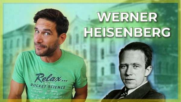 TOP #18 biografías científicas - WERNER HEISENBERG, el físico en la MATRIX cuántica