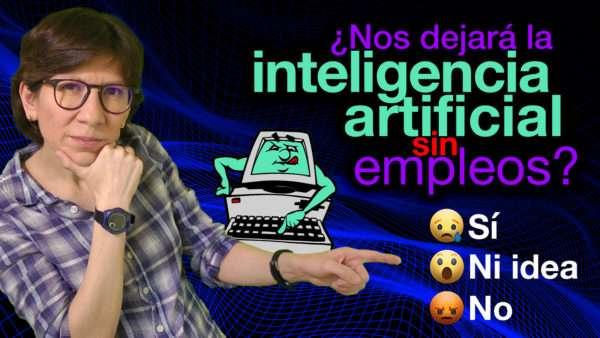 inteligencia artificial y trabajo