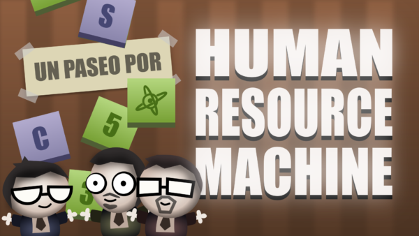 Mini Human Resource Machine