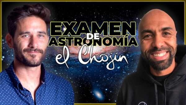 Examen de ASTRONOMÍA a El Chojin