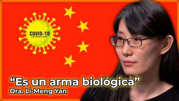 """Li-Meng Yan: """"El virus fue creado en laboratorio"""""""