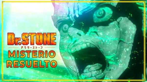 Dr. STONE: Científicos explican qué convirtió a los humanos en piedra