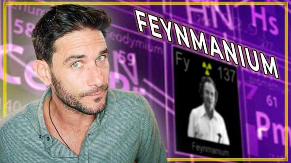 FEYNMANIO: El último elemento químico