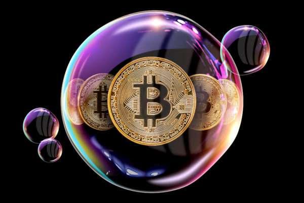 La burbuja de Bitcoin