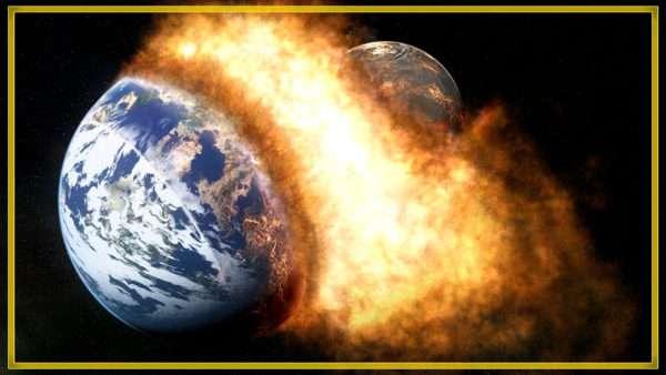 Sí, Marte podría impactar con la Tierra