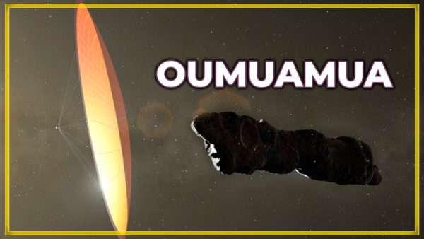 Oumuamua: ¿una nave alienígena?
