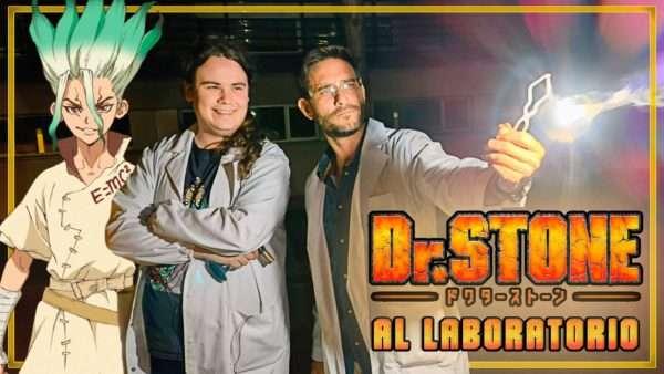 Los Experimentos del Dr. Stone... ¡¡EN EL LABORATORIO!!