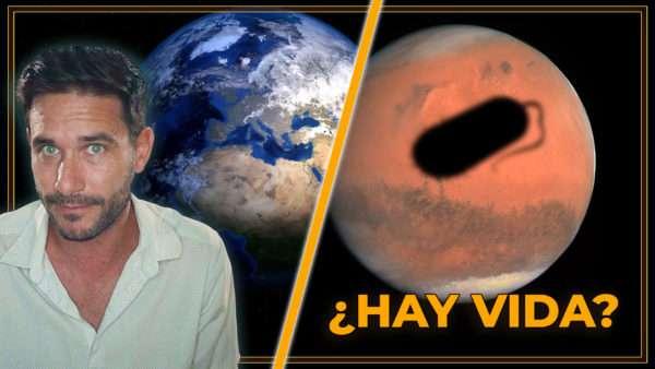 VIDA EN MARTE: Aún podría haber vida en el planeta rojo
