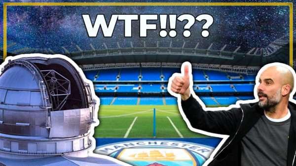 ¿Para qué quiere Guardiola 4 ASTROFÍSICOS en el Man City?