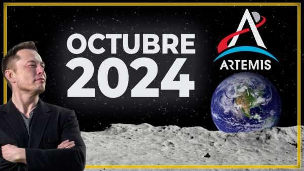 Elon Musk vuelve a ganar. ¡A la Luna en 2024 con SpaceX!
