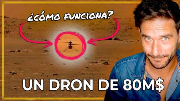 Todo sobre el Primer Vuelo en Otro Mundo - Ingenuity en Marte