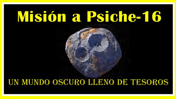 Mision a Psiche